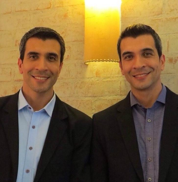 Adalton Leonel de Souza e Adaylton Leonel de Souza são uns dos ministrantes do curso de biolinhamento -