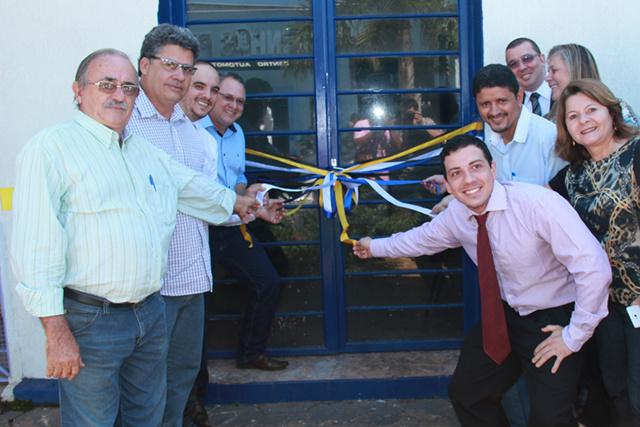 Procon de Ivinhema é inaugurado e garante defesa dos direitos do consumidor à população. - Crédito: Foto: Paulo César
