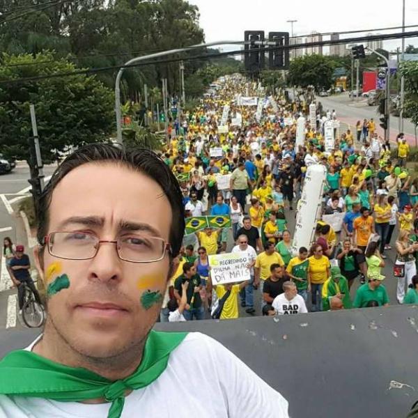 Leandro Balconi, advogado criminalista, tinha 35 anos -
