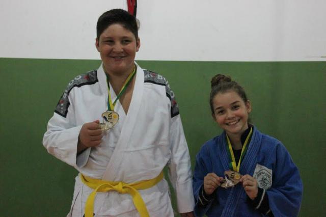 Breno e Ana Beatriz disputam o Campeonato Brasileiro Regional. - Crédito: Foto: Divulgação