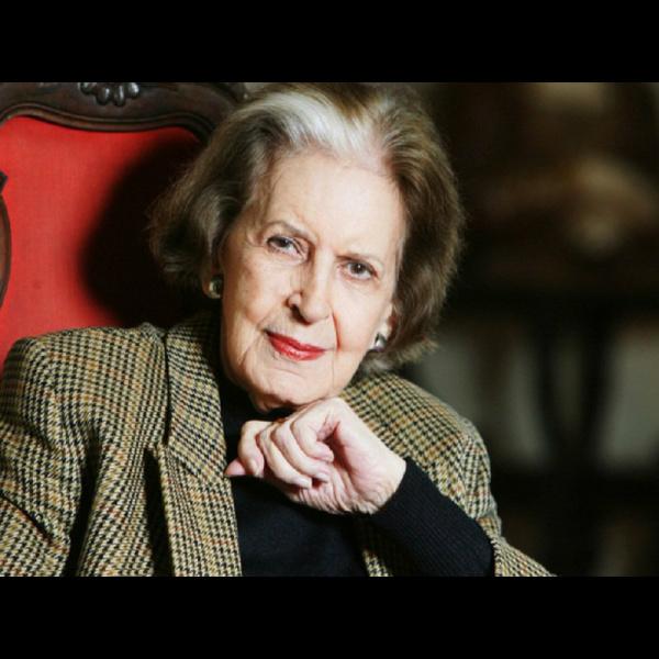 Lygia Fagundes Telles está com 92 anos -