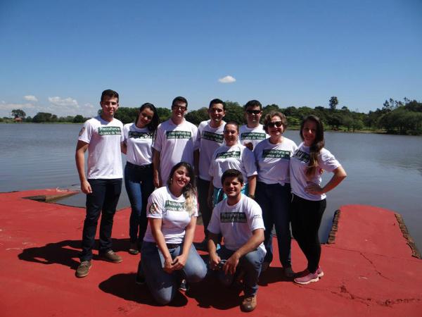 Alunos e professores da UFGD participam da 12ª Festa do Peixe de Dourados -