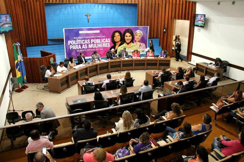 Audiência foi proposta pela Bancada do PT. Foto: Divulgação - Crédito: Assembleia Legislativa