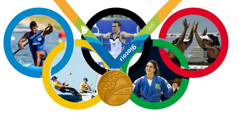 A expectativa de receber centenas de milhares de turistas durante a Olimpíada -