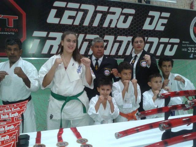 """Participaram do evento atletas do projeto """"Criança Forte é Criança no Esporte"""" - Crédito: Foto: Divulgação"""