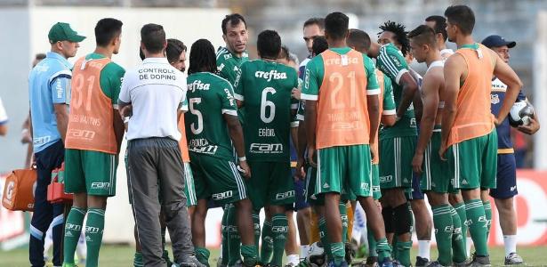 Fundo do Poço? Palmeiras tem pior início de temporada nos últimos 30 anos Foto: Cesar Greco/Ag Palmeiras -