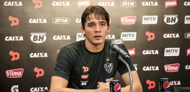 Uilson, goleiro do Atlético-MG. Foto: Divulgação -