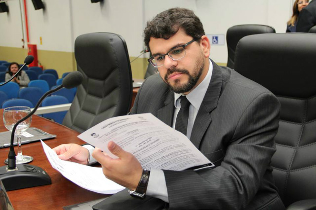 Projeto de Maurício Lemes é conhecido como a  Lei do Pancadão. - Crédito: Foto: Divulgação