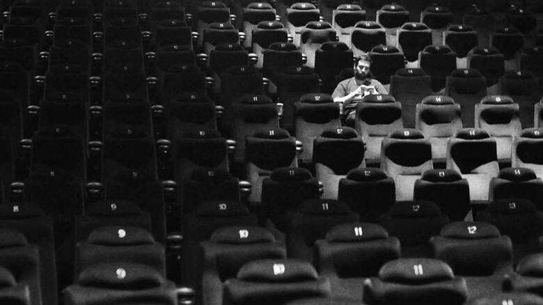 Sala de cinema idealizada, segundo proposta em alguns anos. Idealizadores querem que os filmes sejam lançados em casa. Foto: Divulgação -