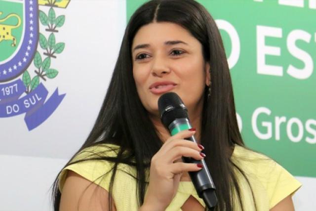 Pré-candidata à prefeita diz que definição só saíra em reunião nesta semana. - Crédito: Foto: Divulgação
