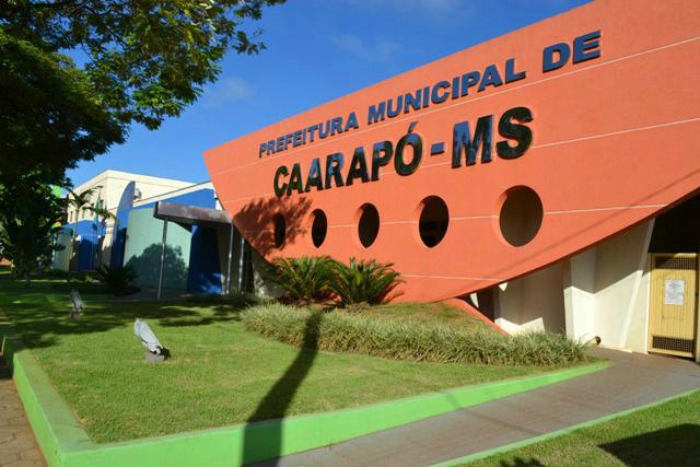 Prefeitura de Caarapó encerra amanhã as inscrições do concurso com 310 vagas. - Crédito: Foto: Divulgação