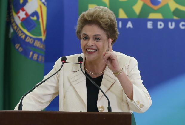 Presidenta defende que impeachment sem crime de responsabilidade caracteriza golpe Foto: Divulgação -