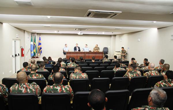 Ainda que com competências diferentes, Imasul e PMA devem trabalhar unidos Foto: Nolli Corrêa/Semade -