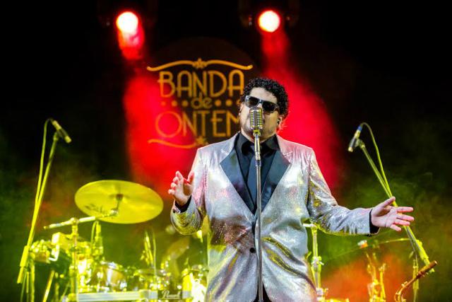 Banda de Ontem que nasceu em Campo Grande, relembra sucessos que agitaram as pistas no passado. - Crédito: Foto: Divulgação