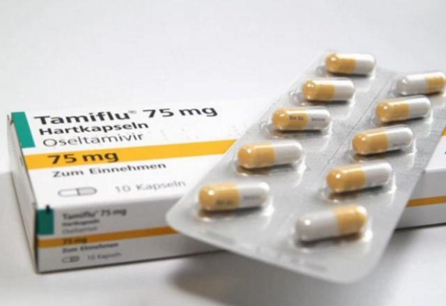 Remédio de H1N1 está em falta em várias farmácias. - Crédito: Foto: Divulgação