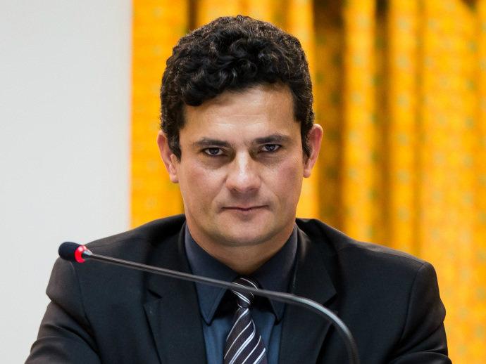 """Advogado de Mato Grosso encomenda bonecão de Sergio Moro, o """"Super Moro"""". - Crédito: Foto: Divulgação"""