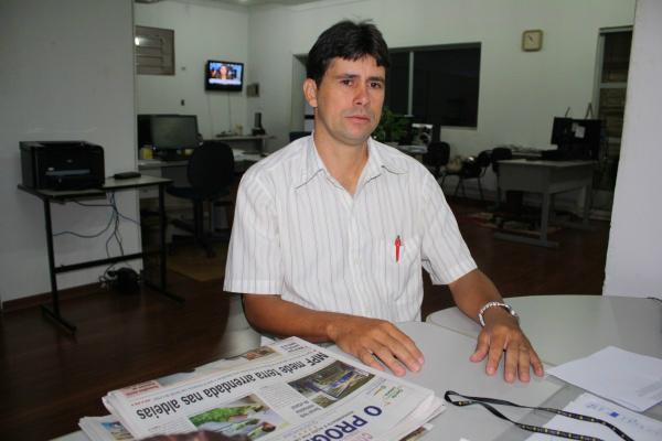 Marquinhos Melo está no Solidariedade -