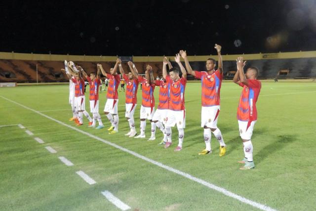 Sete de Dourados jogou em casa apenas uma vez nesta edição do Estadual Sul-Mato-Grossense. - Crédito: Foto: Divulgação