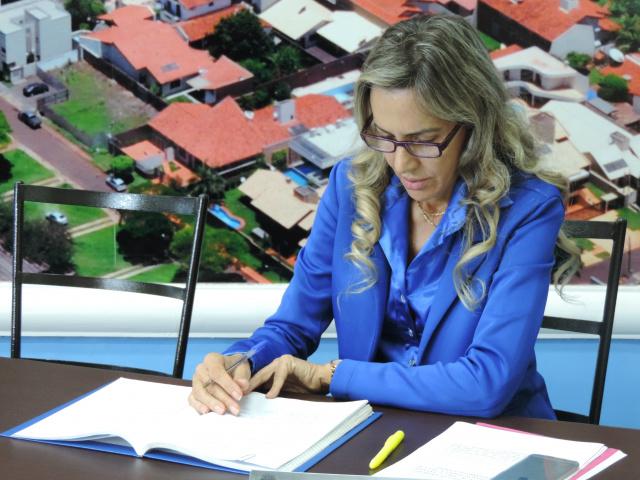 Vereadora Virgínia Magrini vai estruturar o PP Mulher para atrair o público feminino para a política. - Crédito: Foto: Divulgação