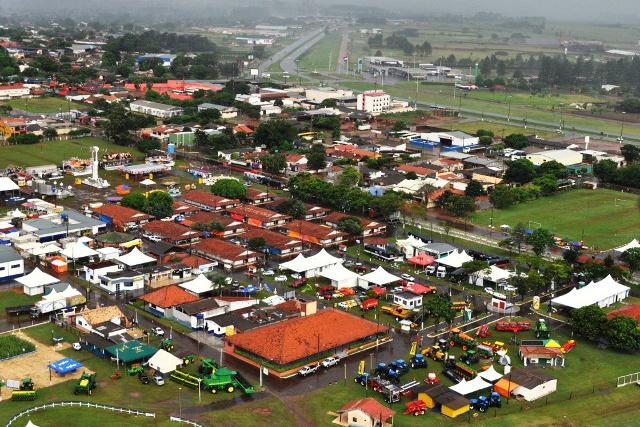 Nos nove dias de Exporã a organização espera um público de aproximadamente 100 mil pessoas. - Crédito: Foto: Divulgação