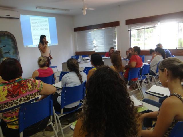 Jardim sediou a reunião técnica da Rede Estadual de atenção às pessoas em situação de violência. - Crédito: Foto: Divulgação