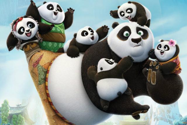 """Após um intervalo de cinco anos, """"Kung Fu Panda 3""""  retoma com fôlego suficiente para se apresentar como um bom capítulo final. - Crédito: Foto: Divulgação"""