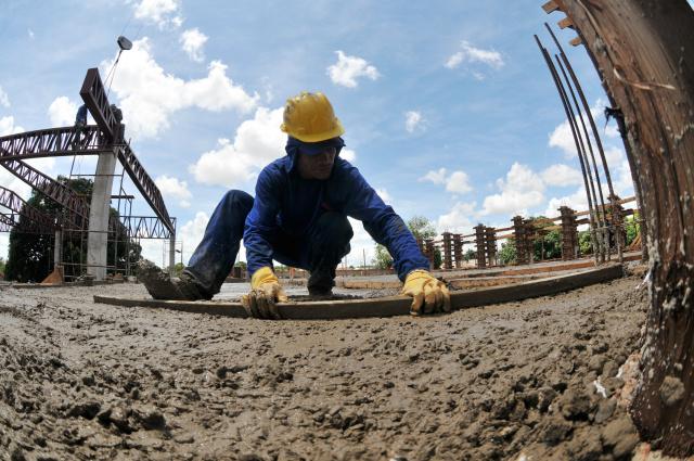 Para 63,4% dos empresários,  a utilização da capacidade instalada ficou abaixo do usual para o mês. - Crédito: Foto: Divulgação