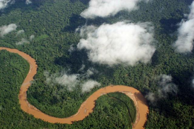 Rios da Amazônia estão sob ameaças constantes. - Crédito: Foto: Ibama