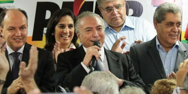 Vice-presidente Michel  abriu o 106º Encontro do Conselho dos Tribunais de Justiça do país na Capital. - Crédito: Foto: Divulgação