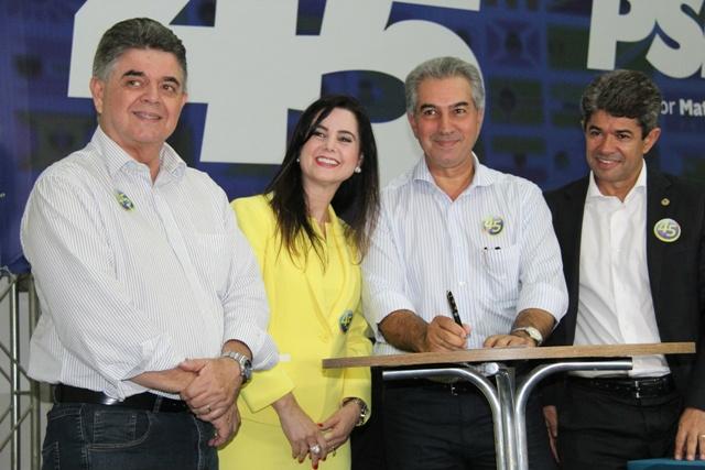 Mara colocou seu nome à disposição como pré-candidata. - Crédito: Foto: Divulgação