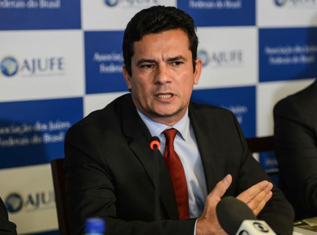 Juiz Sérgio Moro é responsável pelos inquéritos da Lava Jato. - Crédito: Foto: Divulgação