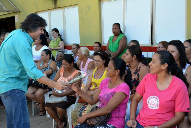 Prefeitura de Bataguassu, através da Saúde e parceria com o grupo Onça Pintada iniciou a campanha de exames clínicos de mama direcionados a mulheres  neste dia 08. - Crédito: Foto: Divulgação