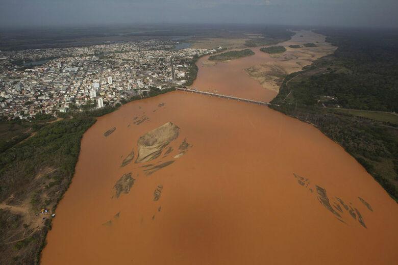 MPF quer ampliar área do Rio Doce onde pesca é proibida. - Crédito: Foto: Divulgação