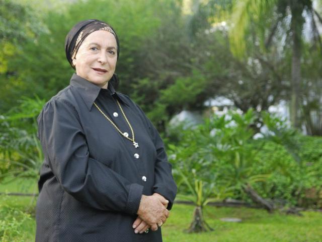 Terezinha Brandwain, nome de batismo da atriz, interpretou na TV personagens marcantes. - Crédito: Foto: Divulgação