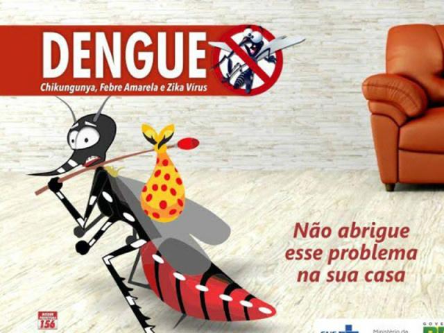 Não abrigue esse problema na sua casa. - Crédito: Foto: Divulgação