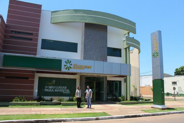 Sicredi oferece atendimento especializado na 78ª Expogrande. - Crédito: Foto: Divulgação