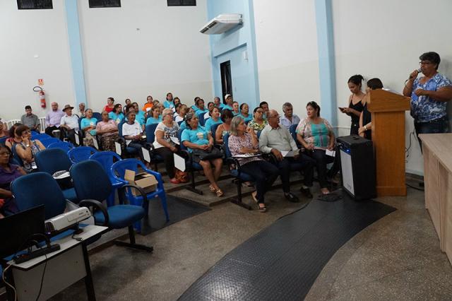 Audiência discute políticas públicas voltadas as pessoas idosas. - Crédito: Foto: Paulo César