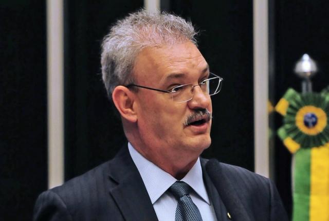 Deputado Geraldo Resende diz que renuncia se a presidente Dilma renunciar. - Crédito: Foto: Divulgação