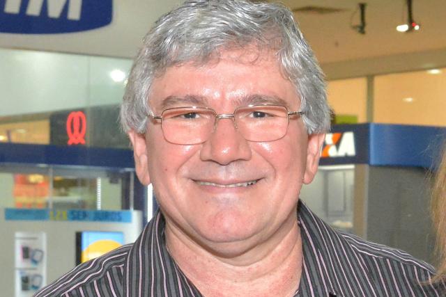 Luís Carlos Luciano – presidente do Sindicato dos Jornalistas Profissionais da Grande Dourados. - Crédito: Foto: Marcos Ribeiro
