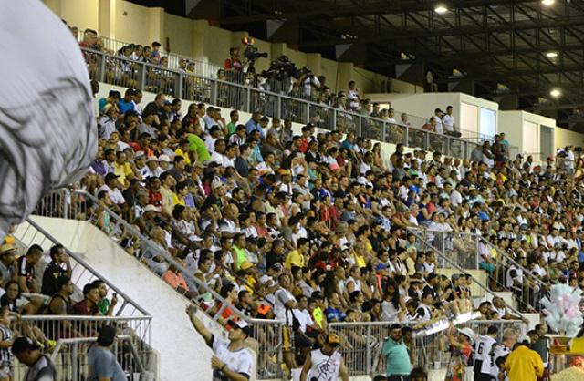 Força da torcida do Corumbaense pode ser trunfo a mais para a decisão da vaga nas semifinais. - Crédito: Foto: Diario Corumbaense