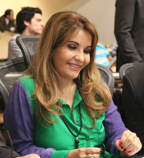 Deputada estadual Antonieta -