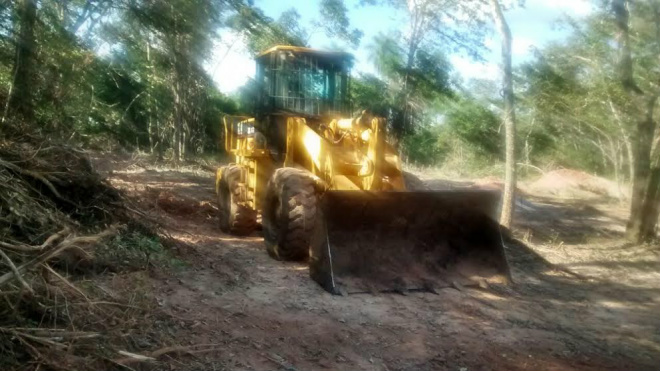 Dono de rancho leva multa de R$ 10,3 mil por desmatamento -