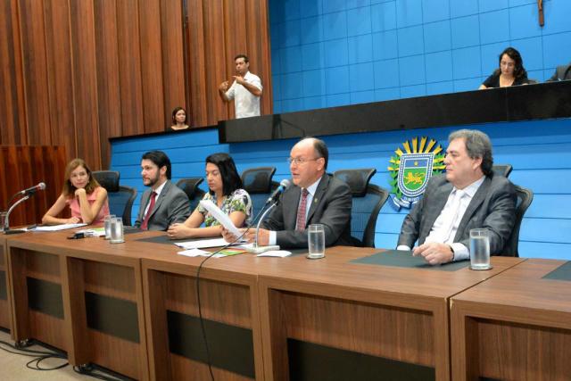 Audiência discutiu  impactos do Marco Legal da Primeira Infância. - Crédito: Foto: Roberto Higa