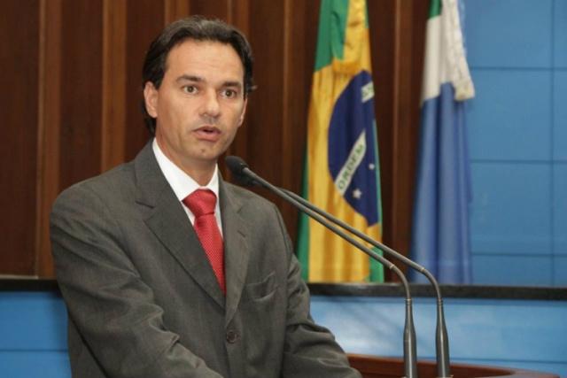 Deputado Marquinhos Trad, pré-candidato a prefeito da Capital nas eleições de outubro. - Crédito: Foto: Divulgação