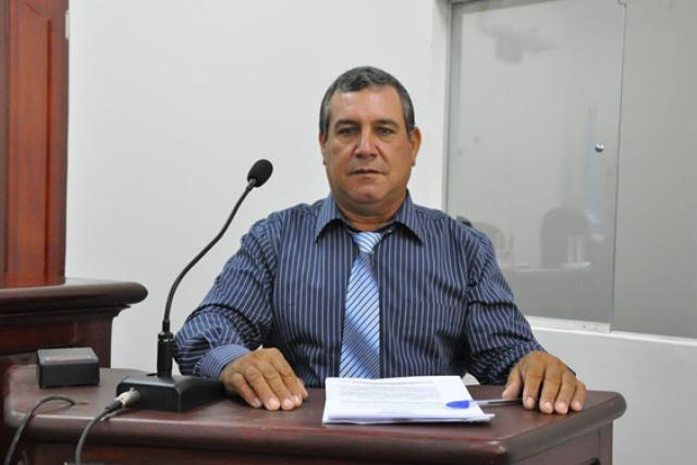Vereador Doreli Portela - Crédito: Foto: Divulgação