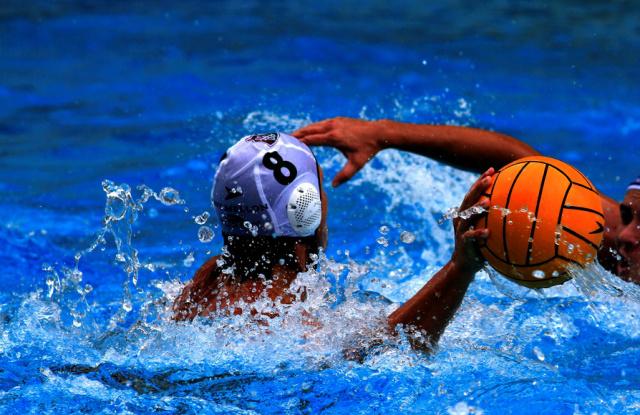 Pólo aquático tem rivais definidos da Rio-16. - Crédito: Foto: Divulgação