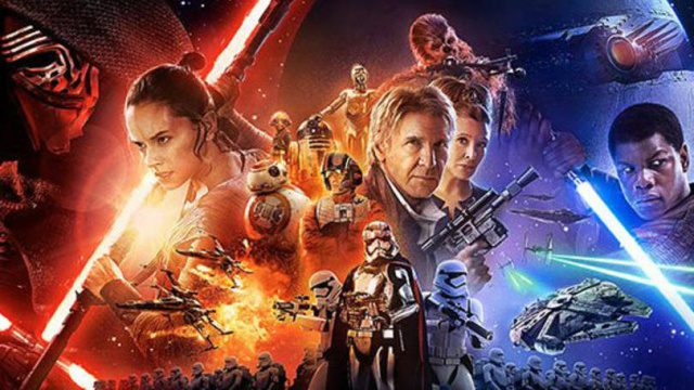 """Star Wars: O Despertar da Força"" é o grande vencedor do MTV Movie Awards. - Crédito: Foto: Divulgação"