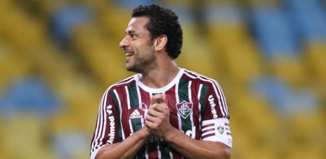 Fred aceita reduzir o salário para trocar o Fluminense pelo Atlético-MG. - Crédito: Foto: Divulgação/ Paulo Sergio/ Photocamera