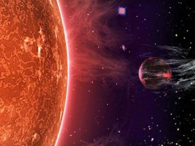 Planetas têm atmosfera sugada por seus sóis - Crédito: Foto: Peter Devine/ Divulgação