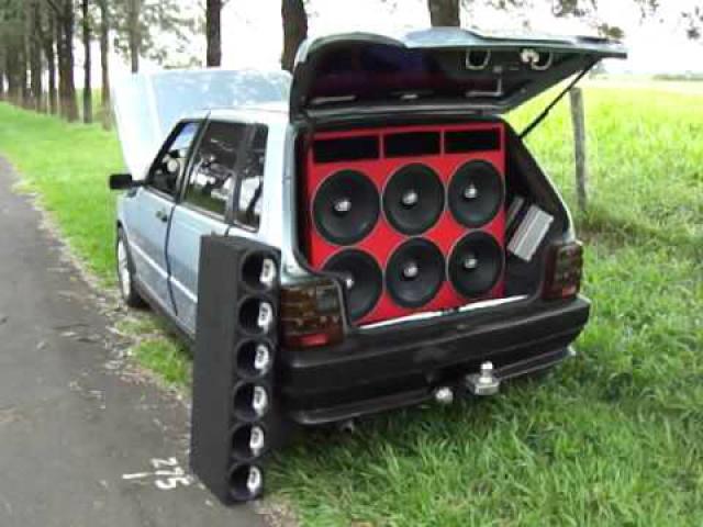 Veículos em via pública com som em excesso poderão ser apreendidos -